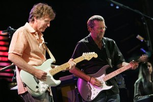 Clapton and Winwood