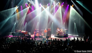 Phish @ The Fox - 6/16/09