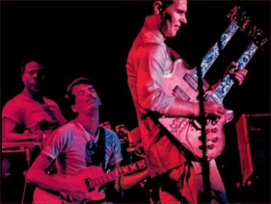 Carlos Santana and John McLaughlin Live