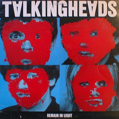 Remain In Light Album Art