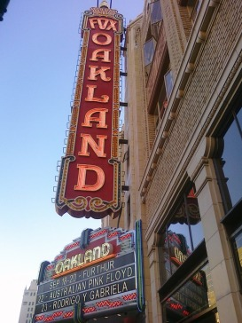 Fox Theater, Oakland, CA