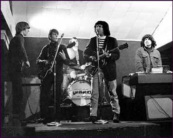 The Warlocks, 1965