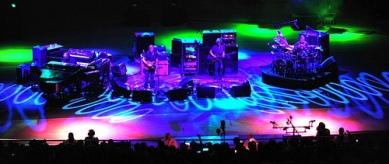 8/02/09 Red Rocks