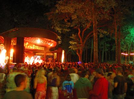 music festival last weekend