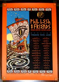 Summer Tour 2001 Poster